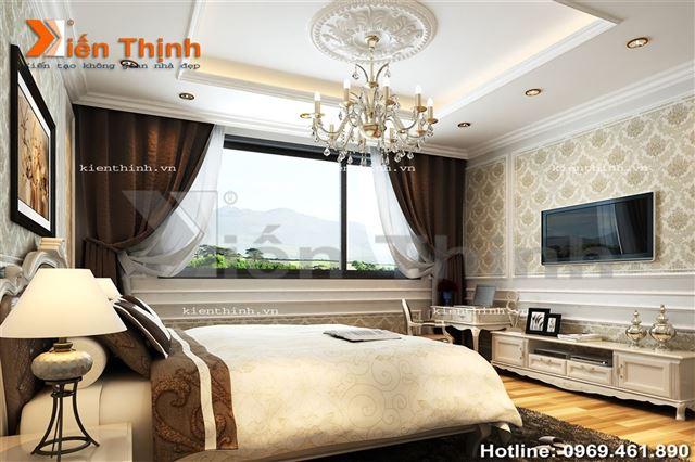 Thiết kế nội thất biệt thự đẹp 3 tầng 05