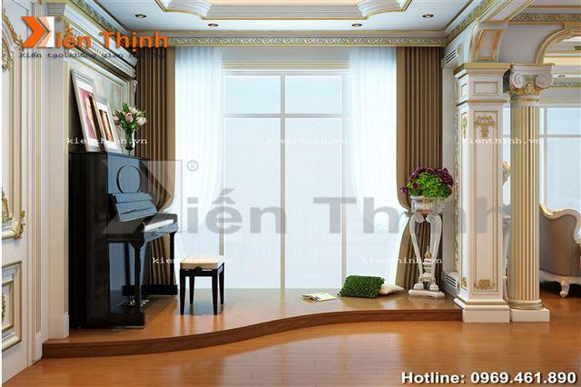 thiết kế nội thất tân cổ điển đẹp 02(1)