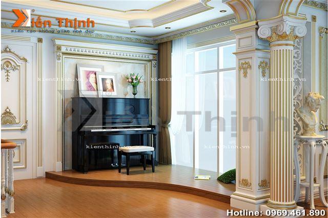 thiết kế nội thất tân cổ điển đẹp 03(1)