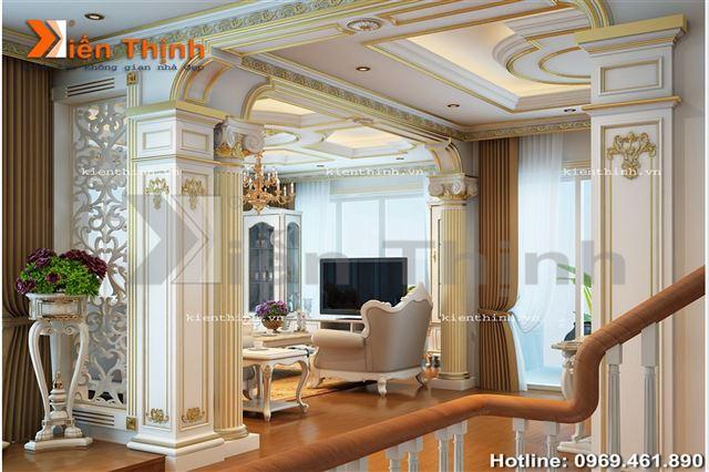 thiết kế nội thất tân cổ điển(1)