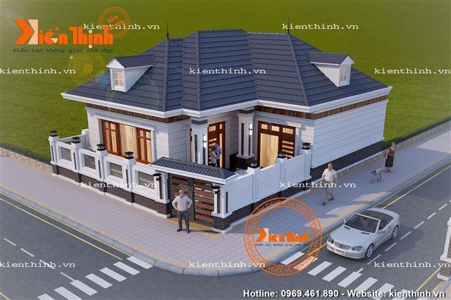 mau-thiet-ke-biet-thu-nha-vuon-1-tang-kieu-hien-dai-o-Thai-Binh (2)