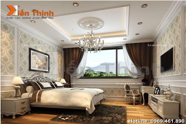 Thiết kế nội thất biệt thự đẹp 3 tầng 06