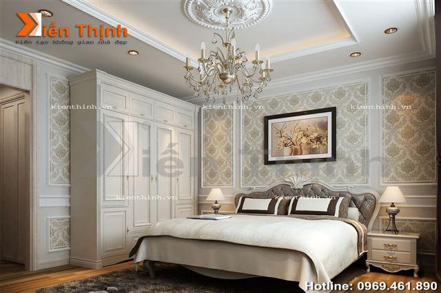 Thiết kế nội thất biệt thự đẹp 3 tầng 07