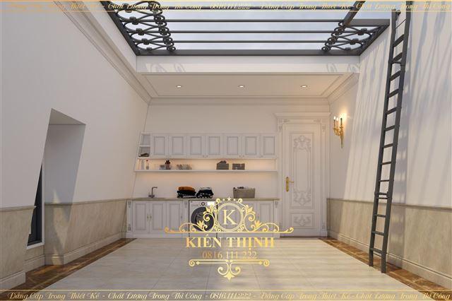 Thiết kế nội thất tân cổ điển sang trọng của gia đình Anh Cảnh - Đồng Nai