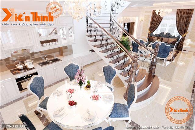 nội thất phòng ăn 2